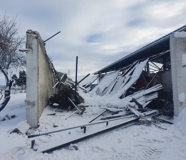 El Gobierno aprueba un primer paquete de ayudas a los damnificados por el temporal «Filomena»