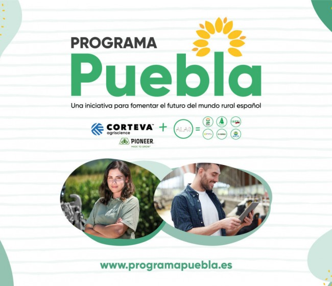 Abierto el plazo de inscripción para participar en el Programa Puebla