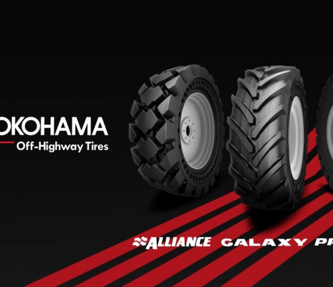 Yokohama OTR y Alliance Tire Group se unen en Yokohama Off-Highway Tires