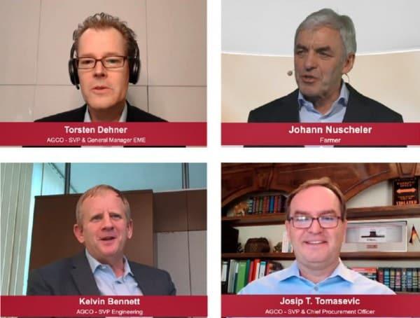 Agco celebra su Día Virtual del Proveedor 2021 de la región EME