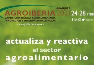 Aranjuez, sede de Agroiberia, Exposición Ibérica Agroalimentaria para la Innovación y la Internacionalización