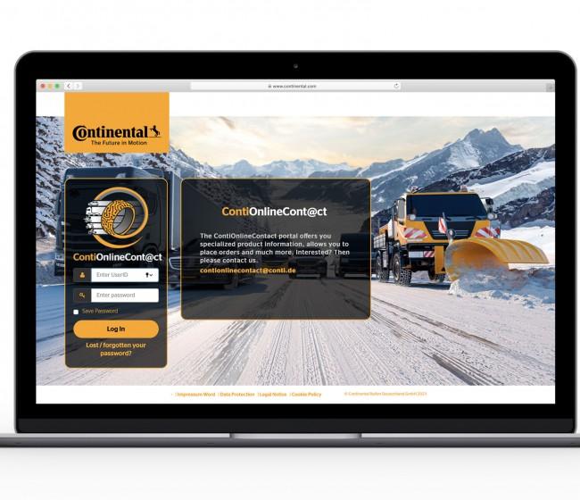 Continental amplía ContiOnlineContact con neumáticos agrícolas y OTR