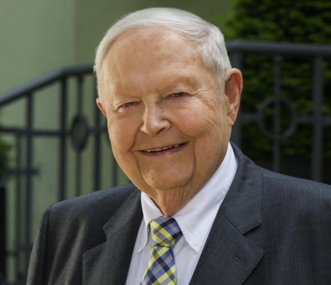 Fallece Helmut Claas a los 94 años de edad
