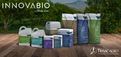 Timac Agro lanza Innovabio, una gama completa para agricultura ecológica