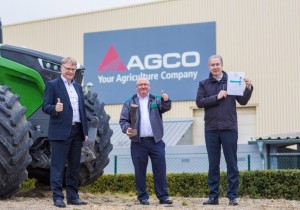 La fábrica de Fendt en Asbach-Bäumenheim recibe el premio Smart Production 2020