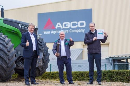 La fábrica de Fendt en Asbach-Bäumenheim recibe el premio Smart Production 2020