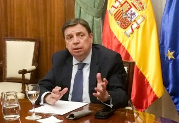 La nueva PAC debe afrontar los grandes retos de esta década. Por Luis Planas. Ministro de Agricultura, Pesca y Alimentación