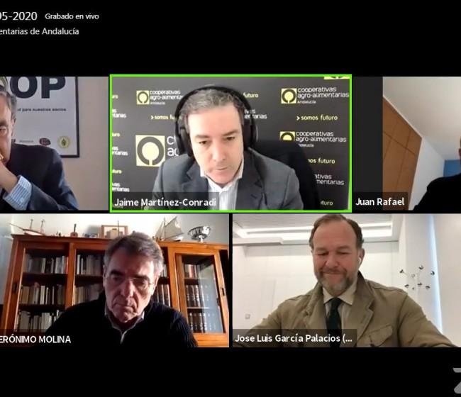 Cooperativas Agro-alimentarias de Andalucía concluye su 25 aniversario con un homenaje al sector