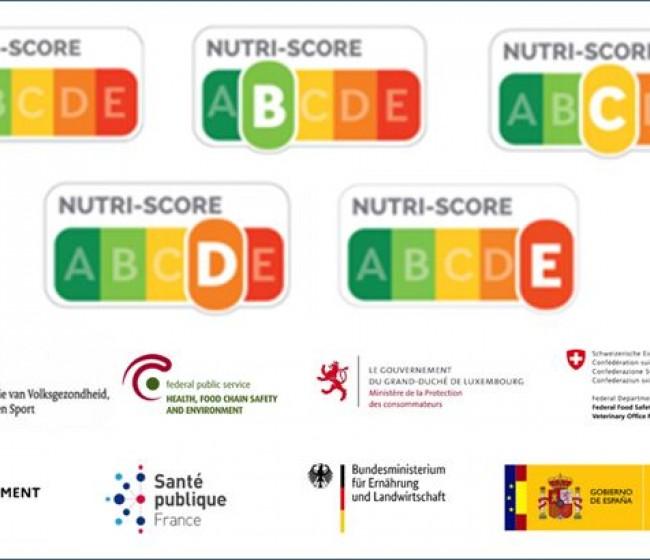 Siete países europeos se comprometen a facilitar el uso del etiquetado nutricional frontal Nutri-Score