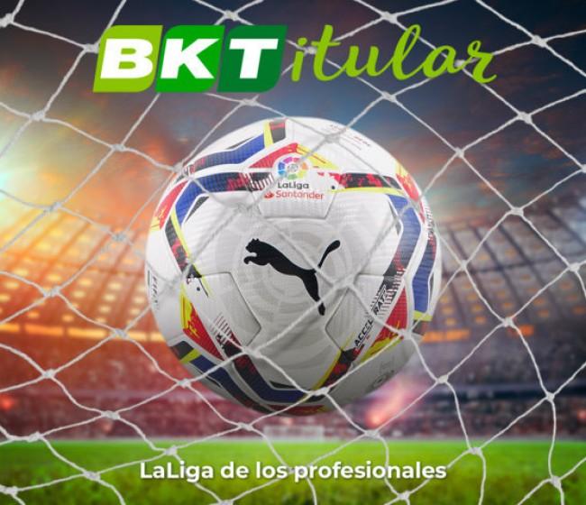 Gana con la compra de tus neumáticos BKT merchandising de los clubes de LaLiga