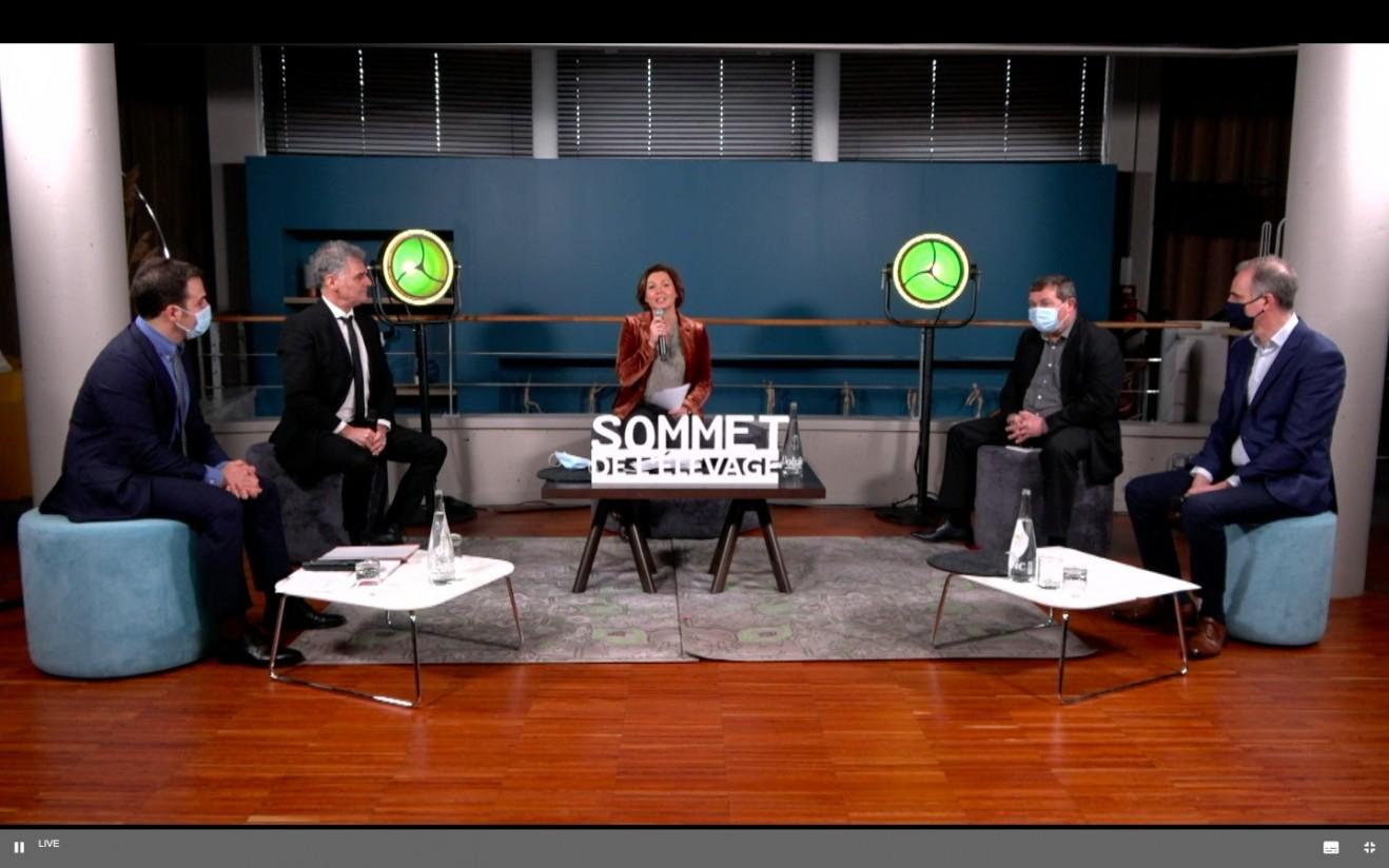 Sommet de l'Élevage arranca una nueva era en 2021