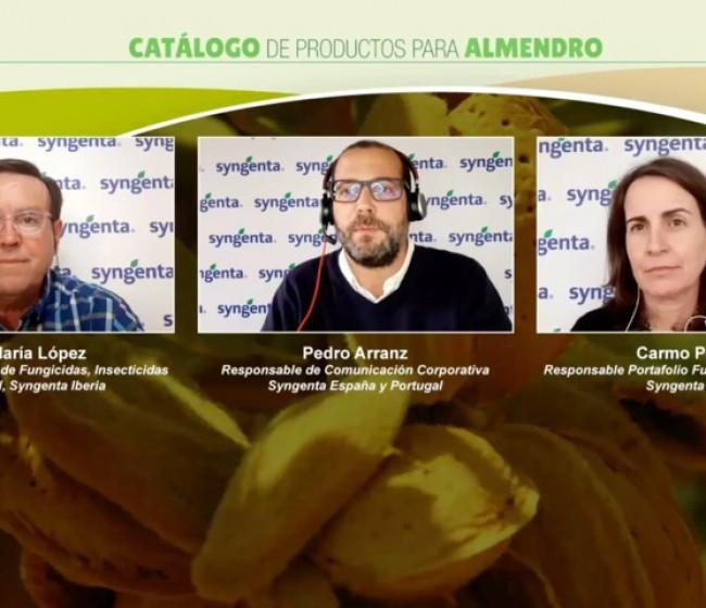 Syngenta incorpora el fungicida Score 25 EC a su programa de protección para almendro