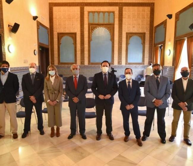 La UCO presenta la Cátedra Sipcam de Transformación Digital para la Agricultura Sostenible