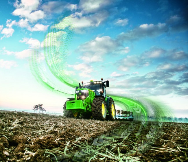 John Deere simplifica su Operations Center