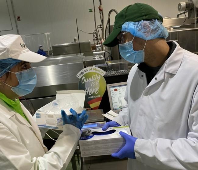 Proexport pide que se prioricen a los agricultores en la campaña de vacunación
