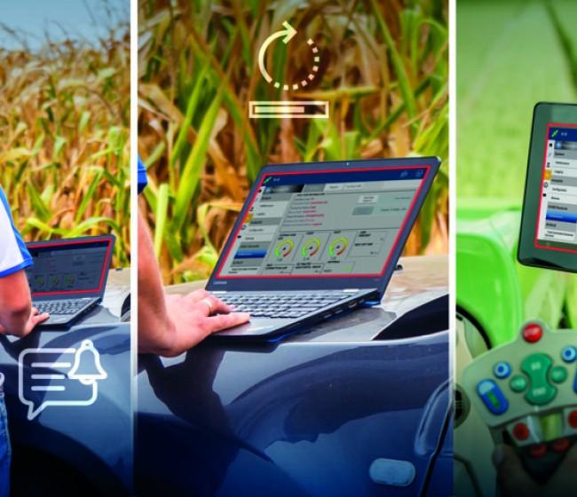 Trimble incorpora el control remoto en sus dispositivos para mejorar la asistencia técnica