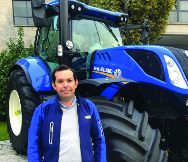 Alfonso Lorenzi, nuevo director de Marketing de New Holland para España y Portugal