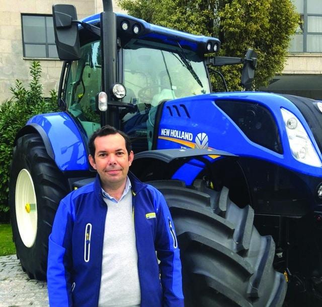Alfonso Lorenzi, nuevo director de Marketing de New Holland para España y Portugal