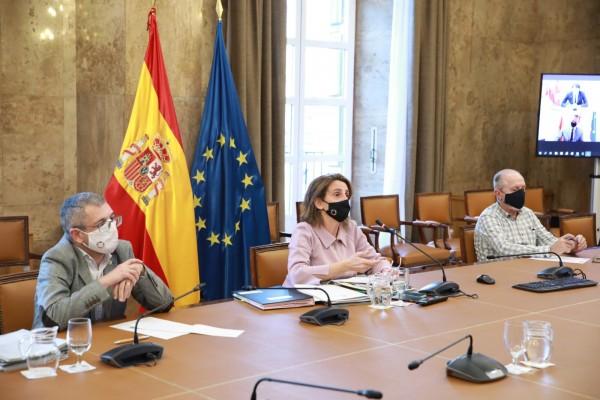 """Las 4 CC.AA. """"loberas"""" piden a Ribera suspender la inclusión de la especie en el LESPRE"""