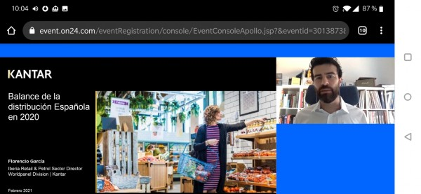 El e-commerce despega de forma definitiva con un 62% de crecimiento en el Gran Consumo