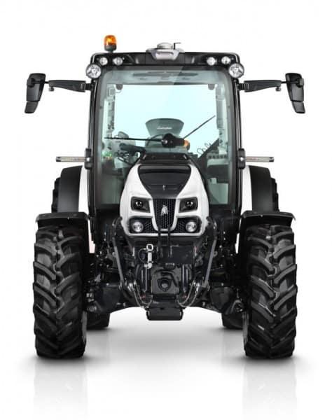 Nueva gama de tractores Lamborghini Spire VRT