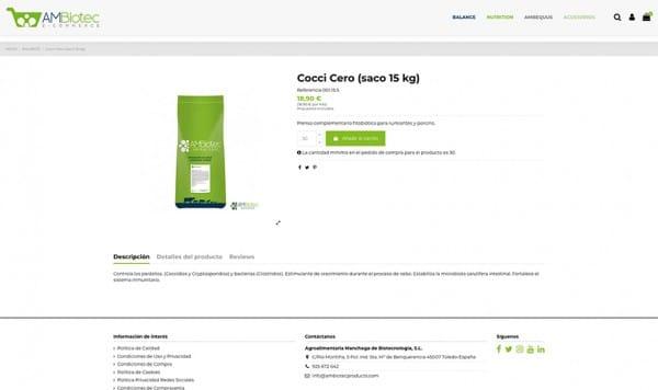 AMBiotec lanza el primer ecommerce de complementos nutricionales naturales en España