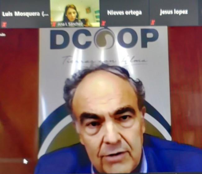 Antonio Luque: «Hoy más que nunca necesitamos una estrategia para el futuro del sector del aceite de oliva»