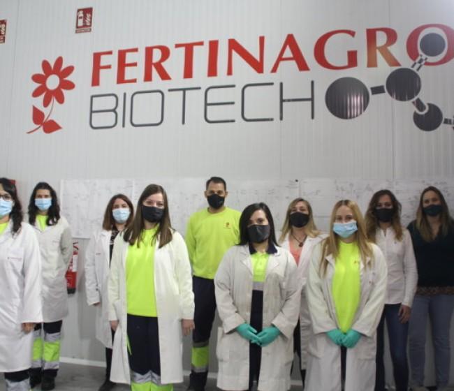 El Laboratorio de Calidad de Fertinagro Biotech en Utrillas, acreditado por ENAC para análisis de suelo y fertilizantes