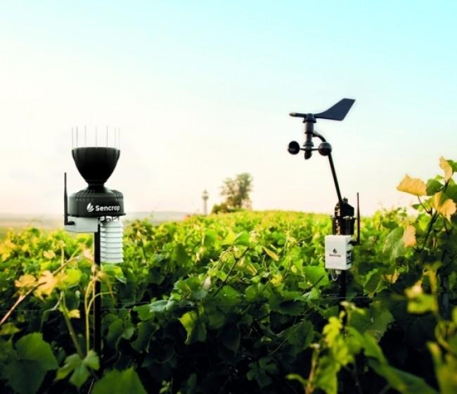 Llegan a España las estaciones agroclimáticas avanzadas de Sencrop