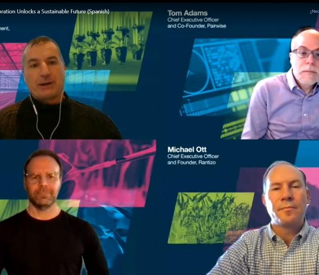 Cómo la colaboración abre un futuro sostenible: el modelo de innovación abierta de Bayer
