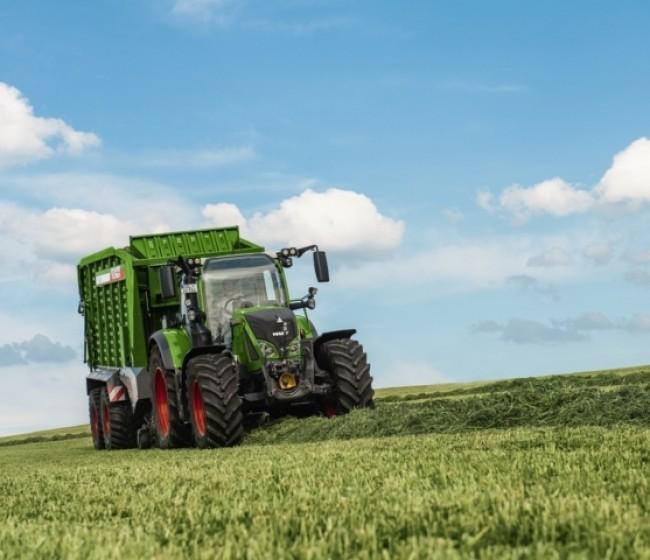 Fendt se hace con el 10,6% de cuota del mercado europeo de tractores