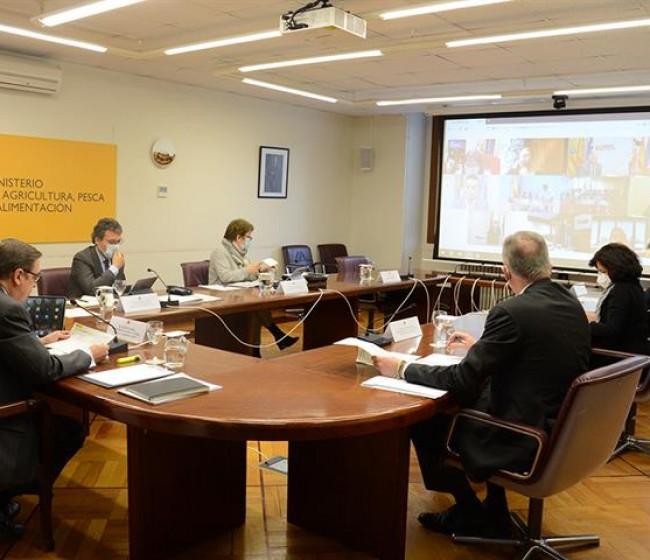 MAPA y CC.AA aprueban el Plan Nacional de Control Oficial de la Cadena Alimentaria 2021-2025