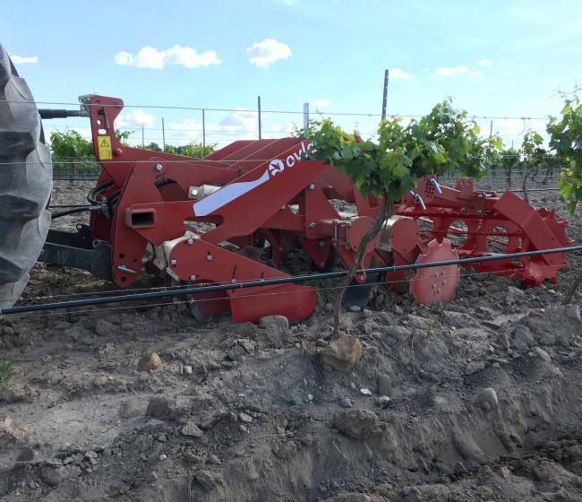 La línea de Viña de Ovlac, apta para todo tipo de profesionales agrícolas