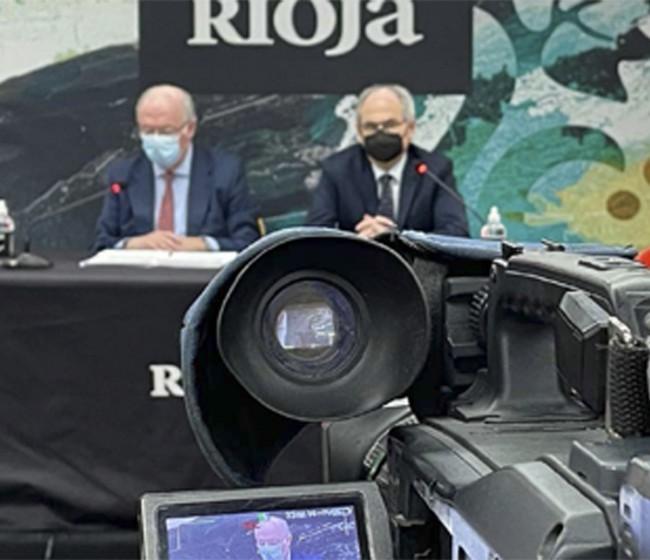 La comercialización en la DOCa Rioja retrocedió un 18,5% en el mercado nacional y creció un 8% en el exterior