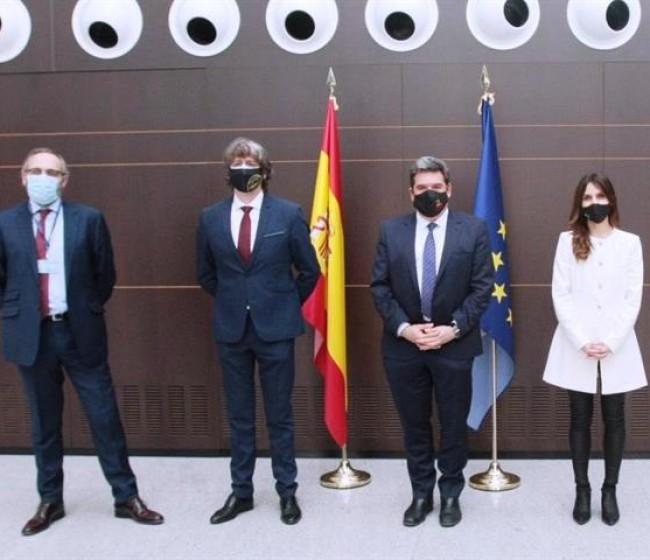 Soria acogerá el nuevo Centro de Datos de la Seguridad Social como medida frente al reto demográfico