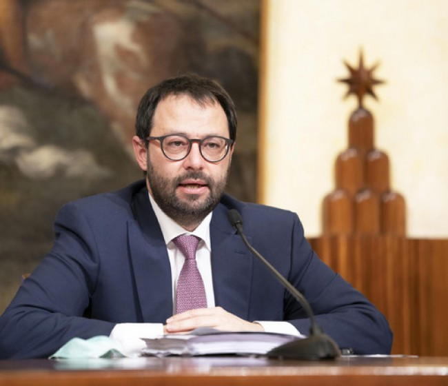 El 5 Estrellas, Stefano Patuanelli, nuevo ministro de Políticas Agrícolas de Italia a propuesta de Draghi