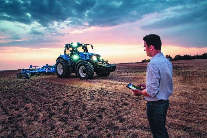 New Holland actualiza la plataforma MyPLM Connect Farm
