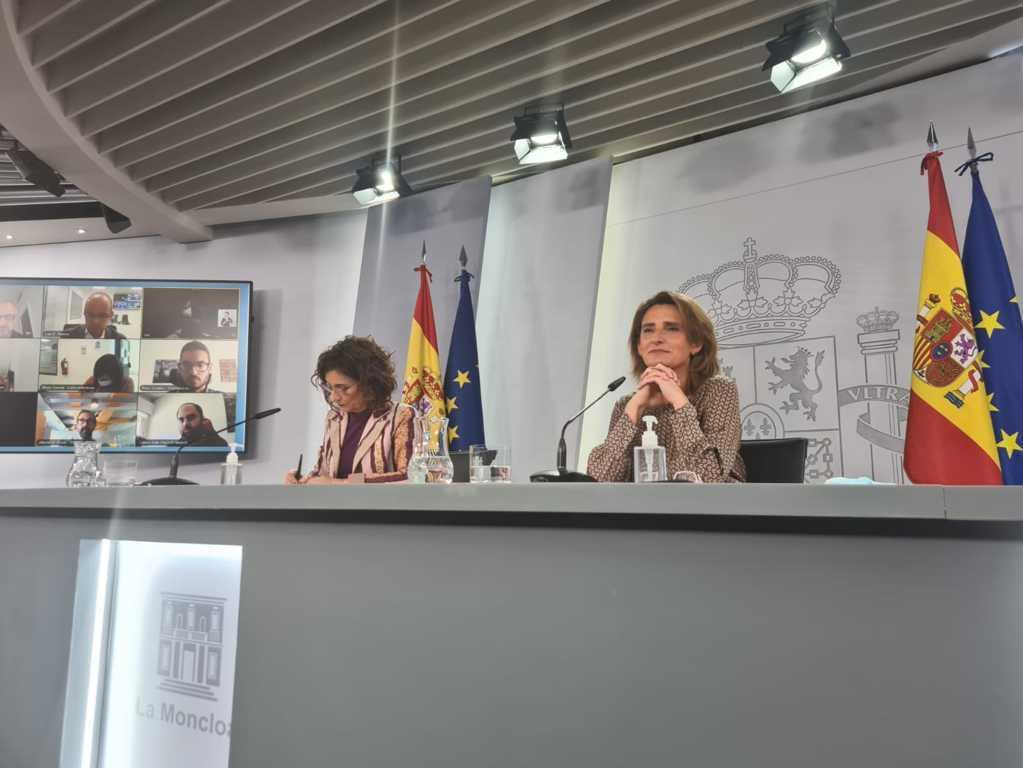 Luz verde a 581 M€ de los fondos de recuperación para actuaciones en pequeños municipios