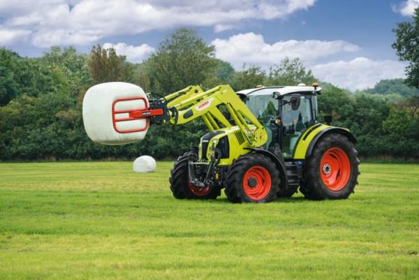Claas presenta la nueva serie de tractores Arion 400 Fase V