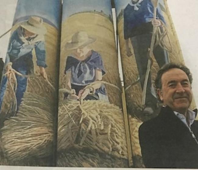 El futuro de nuestra agricultura dependerá de la coherencia entre el Pacto Verde y la política comercial de la UE. . Por Ramón Armengol Presidente de la Cogeca.