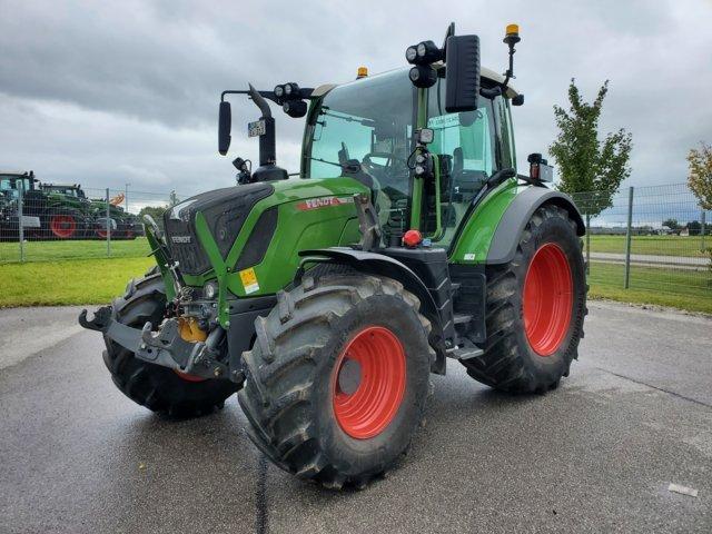 Fendt incluye como equipo original los neumáticos Continental TractorMaster para las series 200 y 300 Vario
