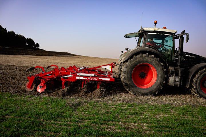 Ovlac lanza una nueva versión de su cultivador Versatill