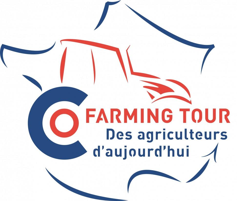 Logo CoFarming Tour Couleur