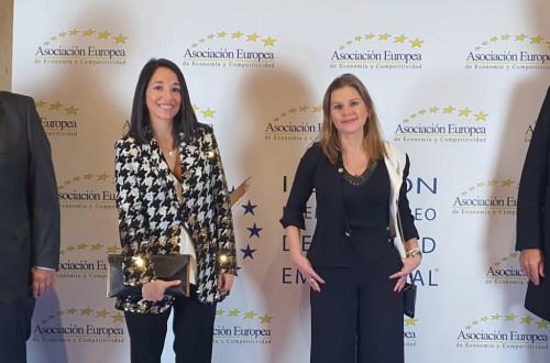 De Heus recibe el Premio Europeo a la Calidad Empresarial