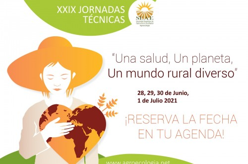 XXIX Jornadas Técnicas de la Sociedad Española de Agricultura Ecológica