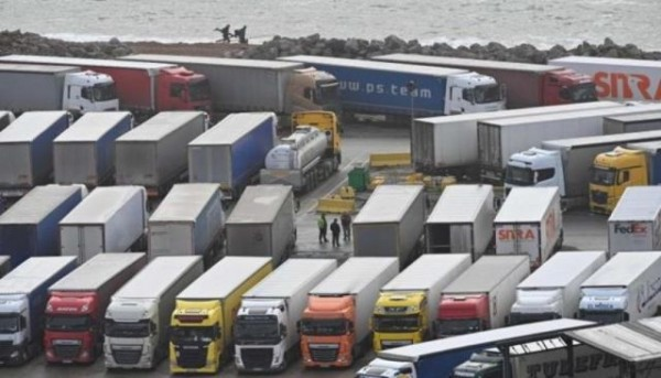 La exportación de frutas y hortalizas frescas a Reino Unido bajó un 7% en el primer mes del Brexit
