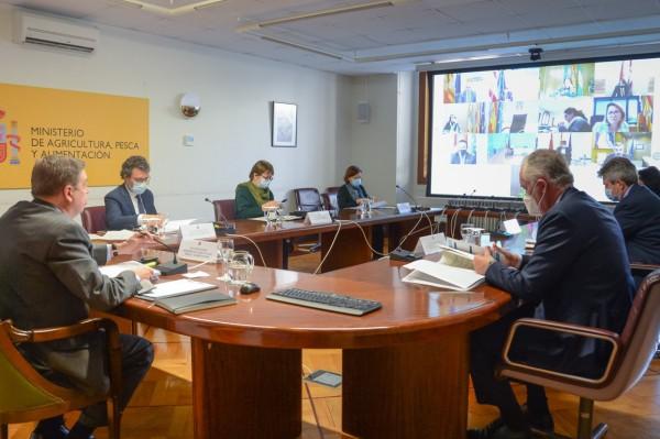 Catorce países apoyan la iniciativa de Planas de fondos adicionales urgentes a la UE ante la crisis del sector vitivinícola