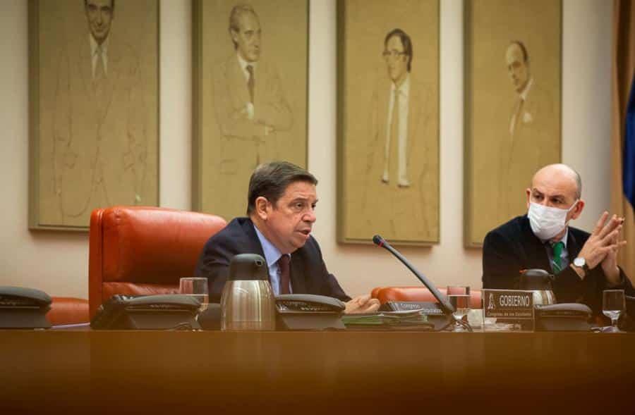 """Planas dice que actuará como """"facilitador"""" y """"árbitro"""" en la negociación hispano-española entre CC.AA. de la PAC"""