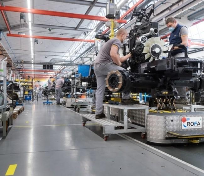 El aumento del precio de las materias primas amenaza la fabricación de maquinaria agrícola