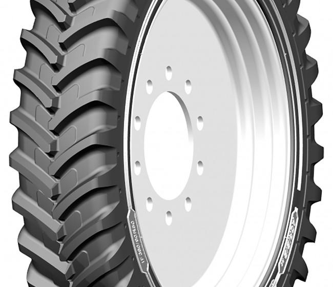 Nueva gama de neumáticos agrícolas Michelin Agribib Row Crop IF para pulverizadores y tractores